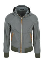 Tom Ford Jacket Menand039s 48 Green Polyester Multicolor