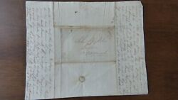 Anna Sewell Signed Letter 1834 Black Beauty