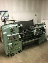 Hercules Sag 14 Lathe With Steady Rest