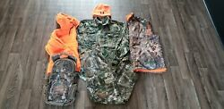 Used Hunting Gear Lot- Browning And Red Head