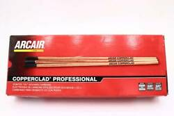 Arcair Copperclad Gouging Carbons. 22082003. 1/2 X 14 Box Of 50.