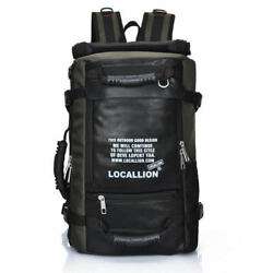 3way Business Rucksack Unisy Backpack Large Capacity 40l Mountain Climbing