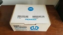 New Nos Pioneer Tp-9005 Am Fm Stereo 8 Track In Dash Stereo Not Tested