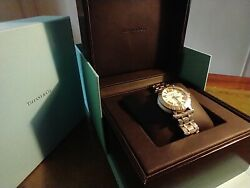 Genuine And Co. Atlas Ladies Watch Exhibition Back - Automatic Movement