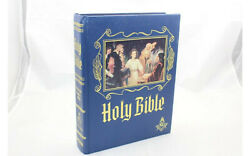 Masonic Presentation Heirloom Edition Holy Bible King James Red Letter