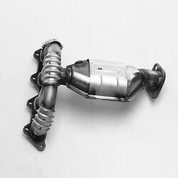 New Catalytic Converter With Integrated Exhaust Manifold For Sebring Stratus Ecl
