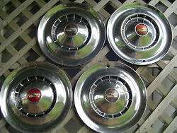 1954 Chevrolet Chevy Nomad Bel Air Biscayne Delray Impala Hubcaps Wheel Covers