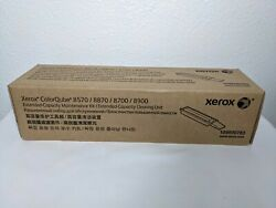 Xerox 109r00783 Extended Capacity Maintenance Kit For Colorqube 8570