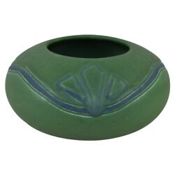 Rookwood Pottery 1907 Matte Green Arts And Crafts Vase 214s Duell