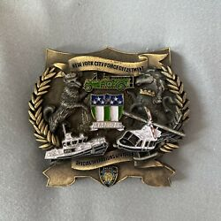 Nypd Police Special Operations Division Sod Esu K9 Aviation Scuba Challenge Coin