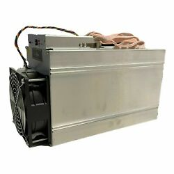 Antminer L3+ 504mh/s Dogecoin Ltc Asic Mining W/ Apw3++ Psu - Ships From Us