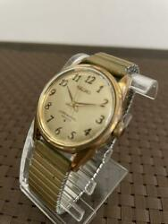 Seiko Lord Marvel 36000 5740-8000 Analog Gold Non Date Antique