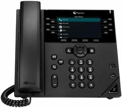 Polycom Vvx 450 Business Ip Phone Power Supply Not Included