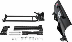 Warn 106080 Universal All-in-one Plow System For Atv New