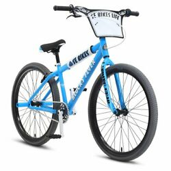 Blocks Flyer 26 Blue 2020 Se Bikes Bmx Bicycle New In Box Rare Sold Out Edition