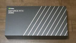 Nvidia Geforce Rtx 3090 Fe Founders Edition 24gb Graphics Card - New Sealed