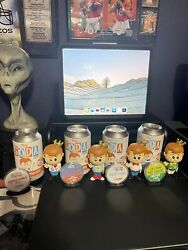 Freddy Funko Soda Chases And Commons Set