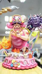 one Piece Big-mom Top Studios Abd025/112 Toy Figure With Box Japan Shipped