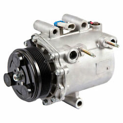 For Chevy Venture And Oldsmobile Silhouette Oem Ac Compressor And A/c Clutch Csw