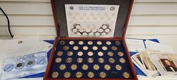 Complete Presidential Coin Collection By The Franklin Mint