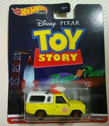 Hot Wheels Retro Entertainment Toy Story Pizza Planet Truck