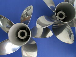 Signature Left And Right Sl5 28p Five Blade Propellers For Bravo I