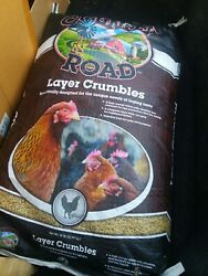Local Pickup Newark Ohio Country Chicken Egg Layer Feed Pellets Laying Hens 50lb