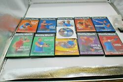 Kettleworx Dvd Lot Of 11 Workout Videos Free Shipping