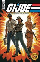 Gi Joe A Real American Hero 284 Idw Sdcc 2021 Exclusive Variant A+b Set Sold Out