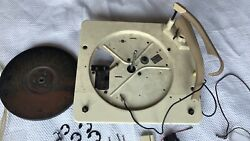 Vintage The Voice Of Music Vm Turntable Record Player Changer For Parts Untested