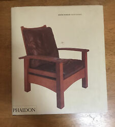 Gustav Stickley Furniture Book By David Cathers Signed