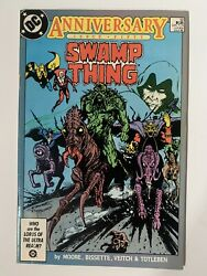 Swamp Thing 50 And Annual 2 Keys First Appearance Justice League Dark Alan Moore