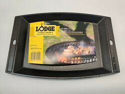 Lodge Cast Iron Rectangular Griddle 11.56 X 7.75 - Lscp3 F4800 2 Usa Scp
