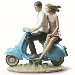 Lladro Riding With You Figurine 01009231