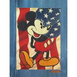 Disney Fine Art - Red White And Blue Jeans