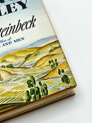 John Steinbeck / The Long Valley 1st Edition 1938