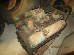 1968 Dodge Plymouth Mopar 383hp Engine With 4401s Carter Carb