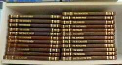 Time Life The Old West Series Near Complete 23 Of 26 Volume Set