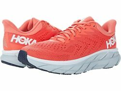 Hoka One One Womenand039s Clifton 7 Cushioned Running Shoes 1110509