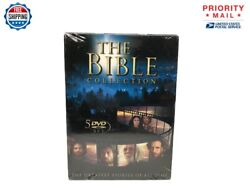 The Bible Collection 5 Dvd Box Set Greatest Stories Of All Time Richard Harris