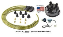 Distributor Ignition Tune Up Kit For Minneapolis Moline Tractors