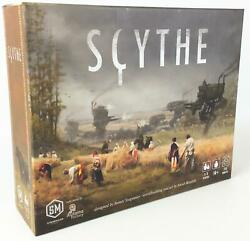 Stonemaier Boardgame Scythe Collection 7 - Base Game W/invaders From Afar Nm