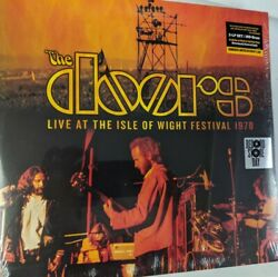 The Doors Live At The Isle Of Wight Festival 1970 Rsd 2019 - 2lp Vinyl Record