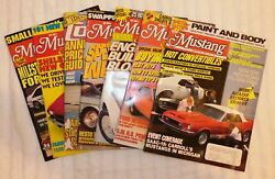 Mustang And Fords Magazine All 1991 Issues January March May July Sept November