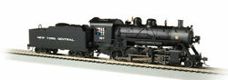 Bachmann-2-8-0 Consolidation - Sound And Dcc - Sound Value -- New York Central 1