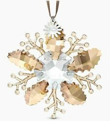 Crystal | Scs 2020 Winter Sparkle Ornament ✪new✪ 5533949 Rare Retired