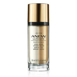 Avon Anew Ultimate Supreme Dual Elixir New In Sealed Box
