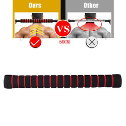 Premium Anti-slip Dumbbell Extension Bar 1and039and039 Coupler Liner Home Attachment