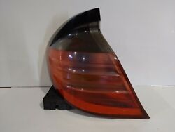 2002-2004 Mercedes Benz C230 C320 Coupe Tail Light Left Used Genuine Oem Nice