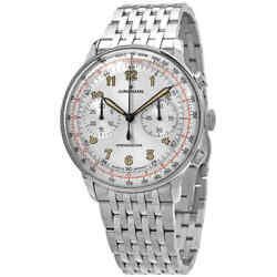 Junghans Meister Telemeter Chronograph Automatic Menand039s Watch 027/3880.44
